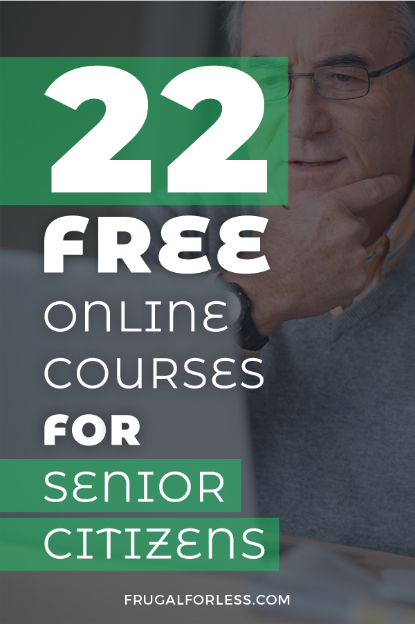 22 Free Online Courses for Senior Citizens (Updated 2020)