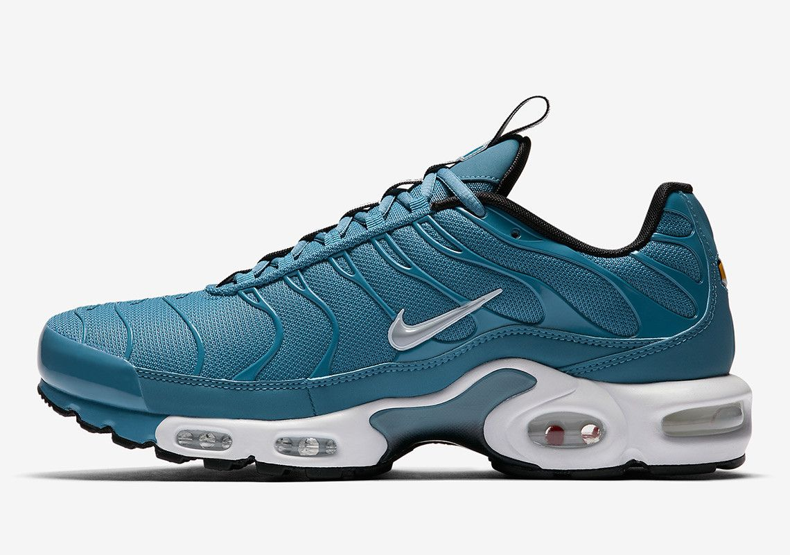 Another Nike Air Max Plus Pull Tab Appears In Turquoise Blue  2dc44ca1a