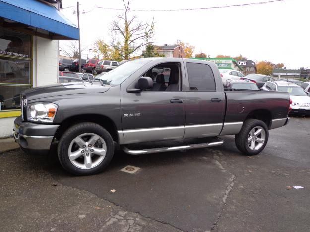 Check Out This 2008 Dodge Ram 1500 Slt Big Horn Only 73k Miles Guaranteed Credit Approval Or The Vehicle Is Free Call U Used Car Dealer City Car Car Dealer