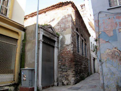Old Portugal Synagogue Izmir Synagogue Izmir Jewish Temple