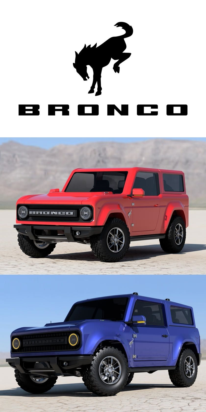 2021 Ford Bronco Will Have Hundreds Of Accessories In 2020 Ford