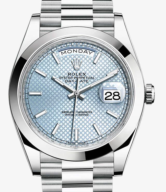 f8823f4e35d Relógio Rolex Day-Date - Rolex