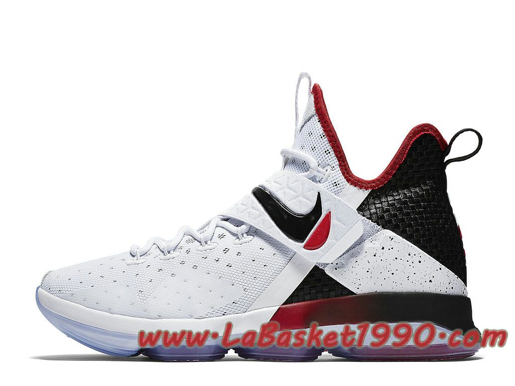 Nike LeBron 14 Flip the Switch 921084 103 Chaussures Nike Basket Pas
