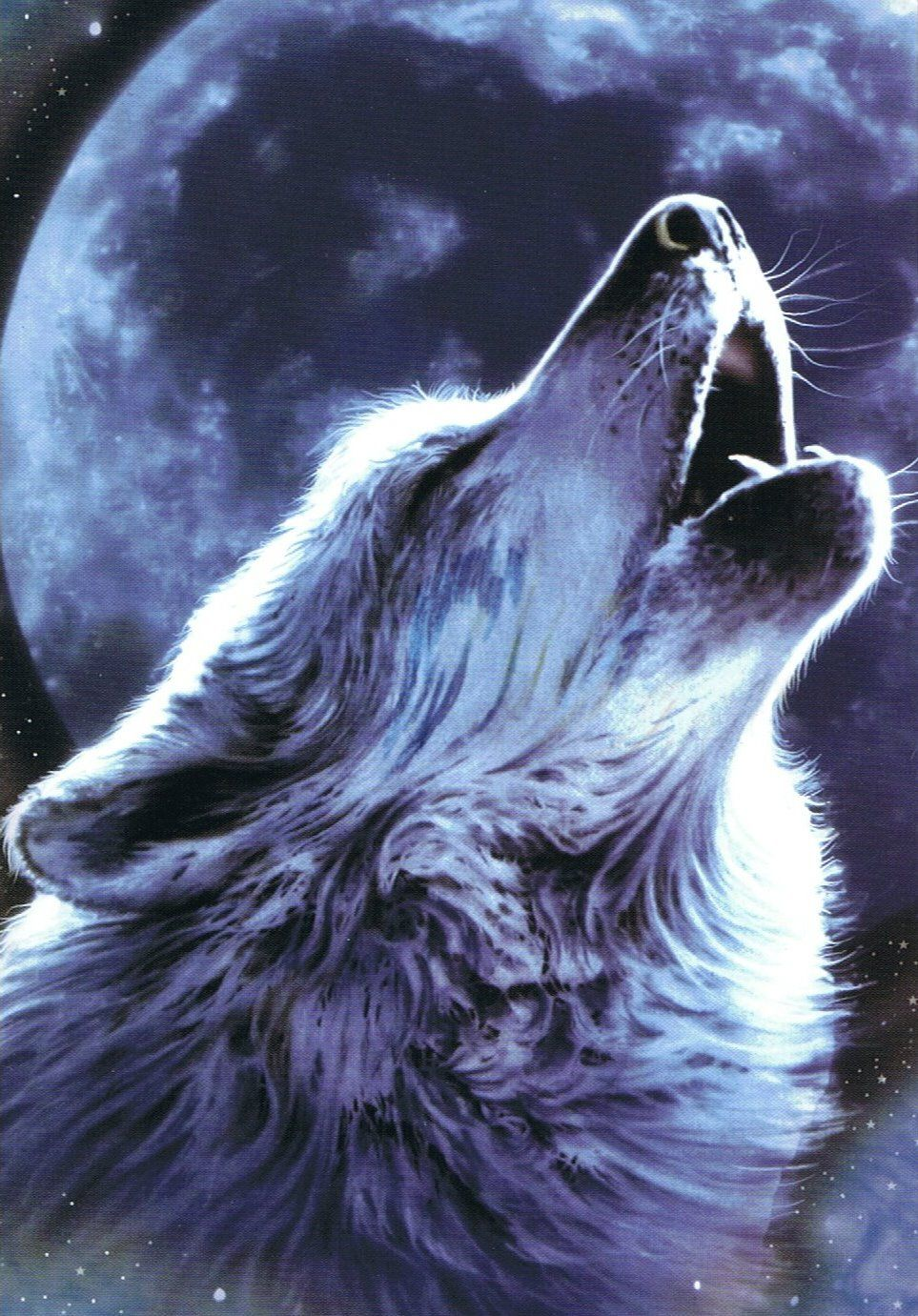 Image result for wolf moon howl