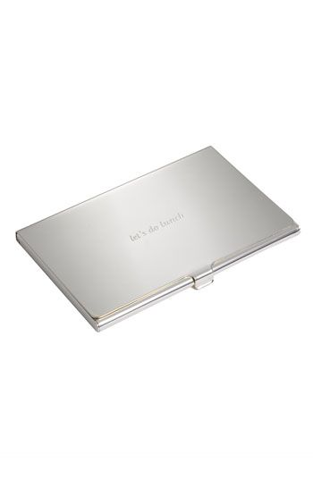 Lets do lunch business card holder business card holders lets do lunch business card holder colourmoves