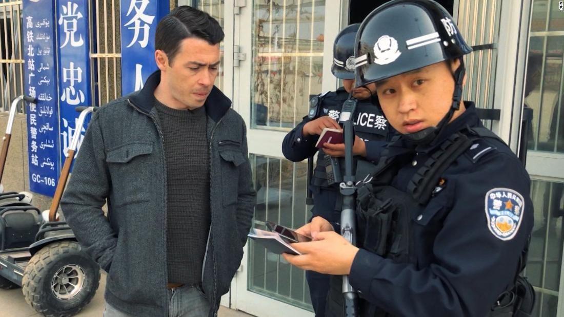 Cnn Reporter Followed During Investigation Cnn S Matt