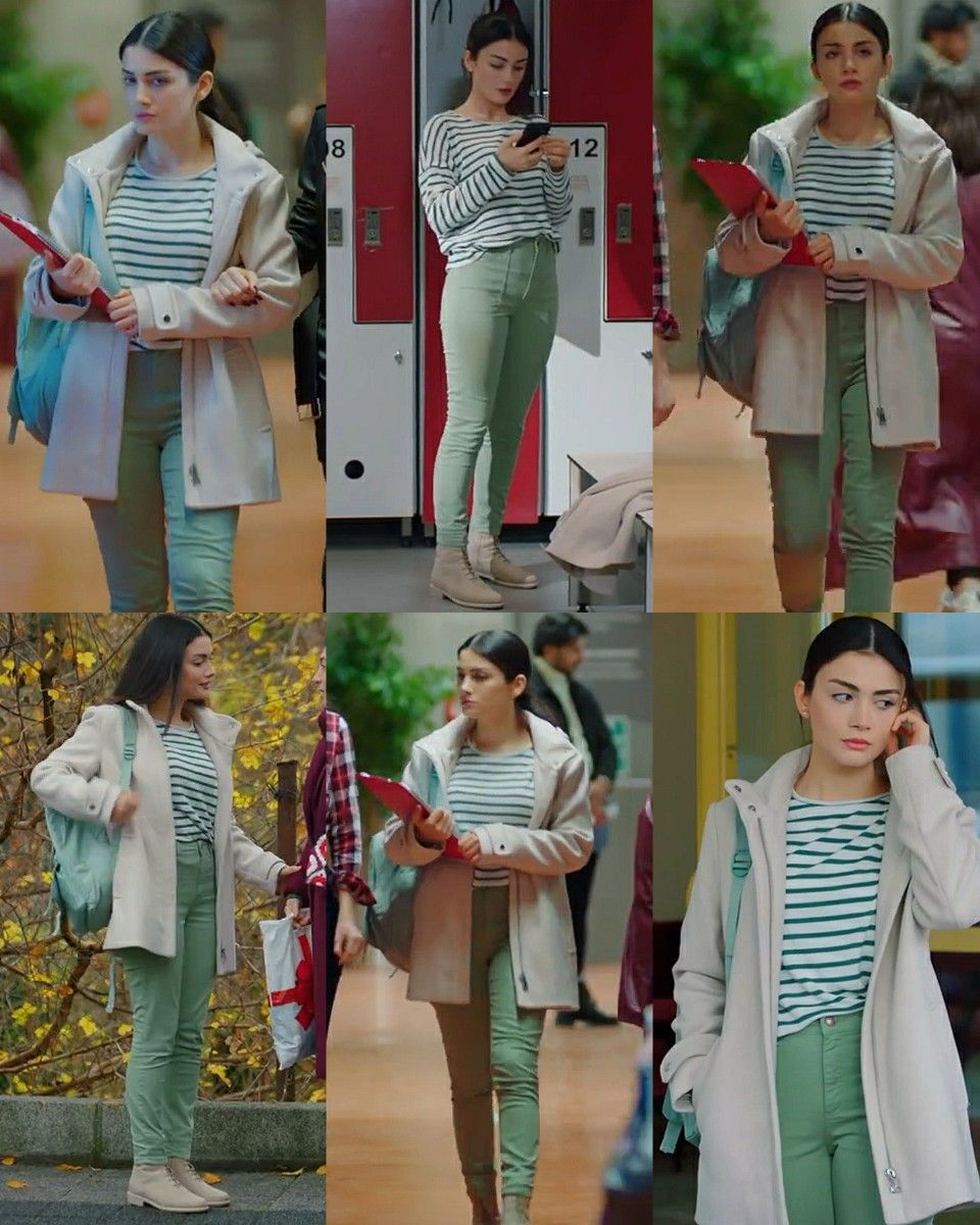 Serra 5 Episode Sol Yanim Swag Outfits Chic Outfits Fashion Outfits