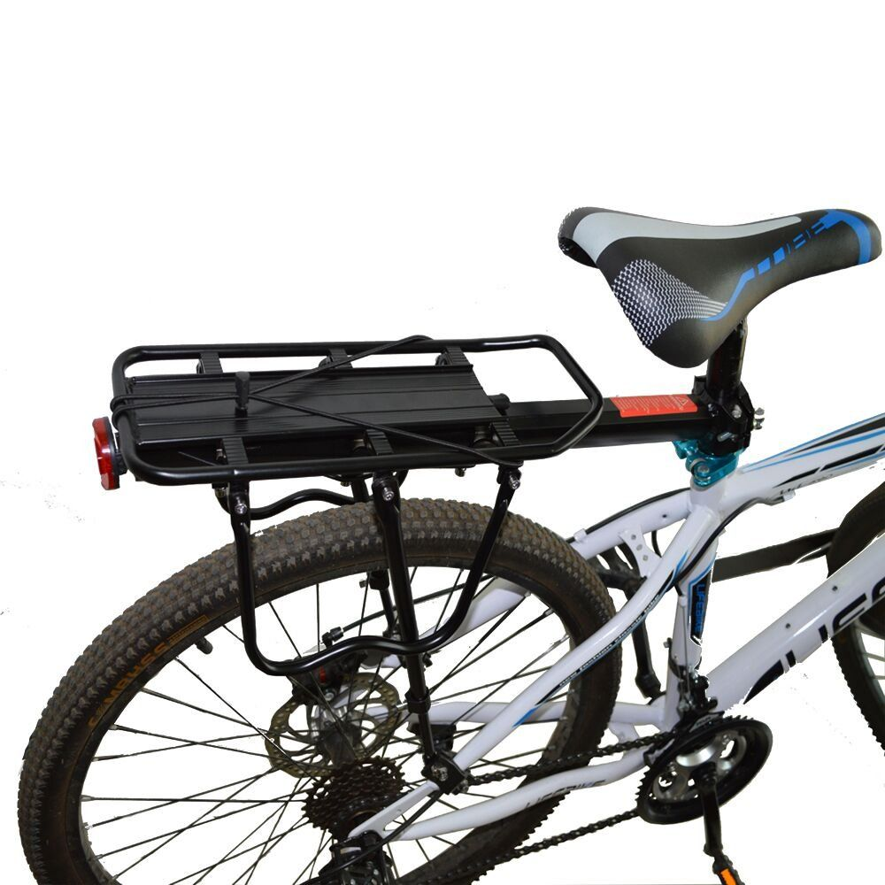 Auto Car Roof Bike Bicycle Mount Rack Black Alloy Quick-release Luggage Carrier