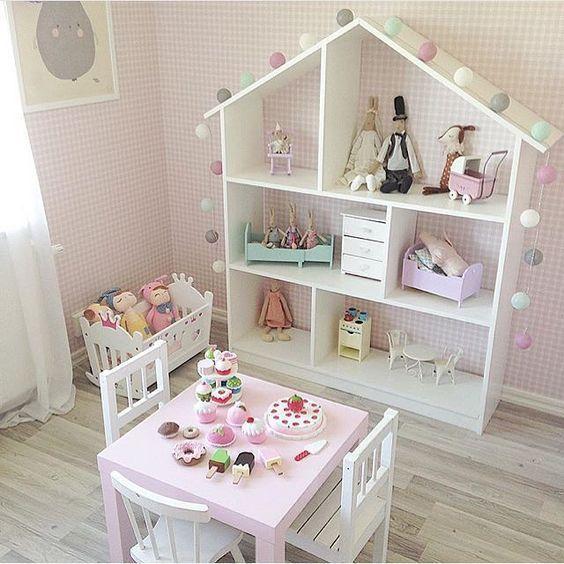 Ganz Frisch Kid ' s Spielzimmer Dekoration Ideen die Sie Lieben Werden #kinderzimmermädchen