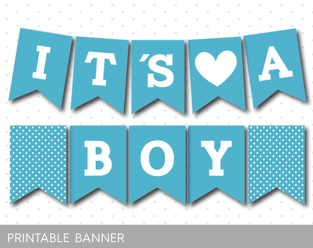 It's just a picture of Shocking Free Printable Baby Shower Banner