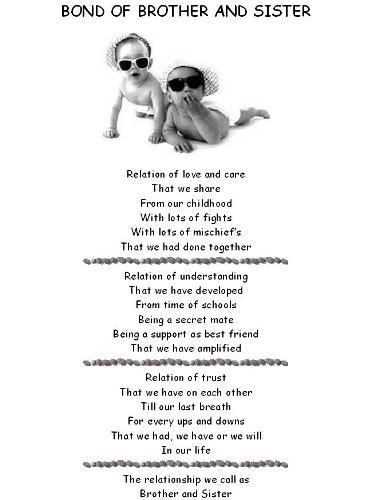 Brother And Sister My Brother And Me Brother Quotes Sister