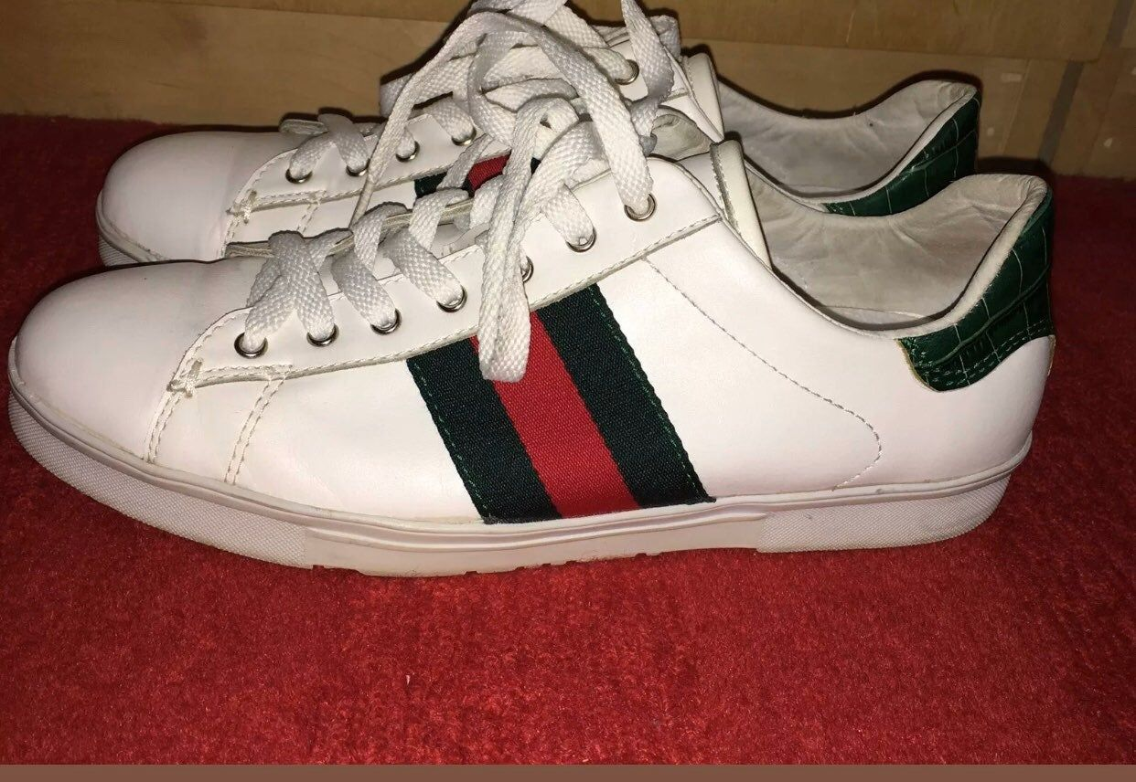 Authentic second hand Gucci sneakers