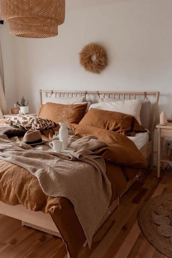 75 Amazing Bedroom Boho Decoration In 2020 Bedroom Interior Bedroom Inspirations Minimal Bedroom