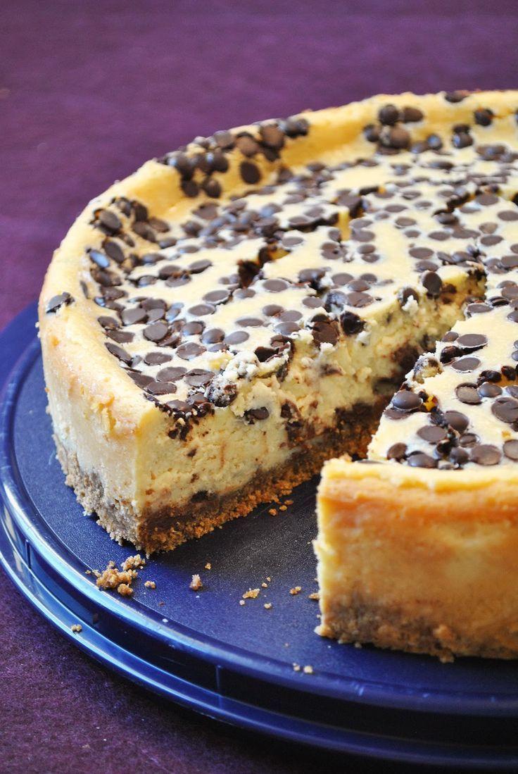 Weihnachtslieder Bäckerei.Bailey S Chocolate Chip Cheesecake Kuchen Rezepte Cakes Recipes