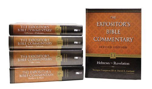 Expositors bible commentary revised 5 volume new testament set new testament set 5 volumes the expositors bible commentary revised fandeluxe Gallery