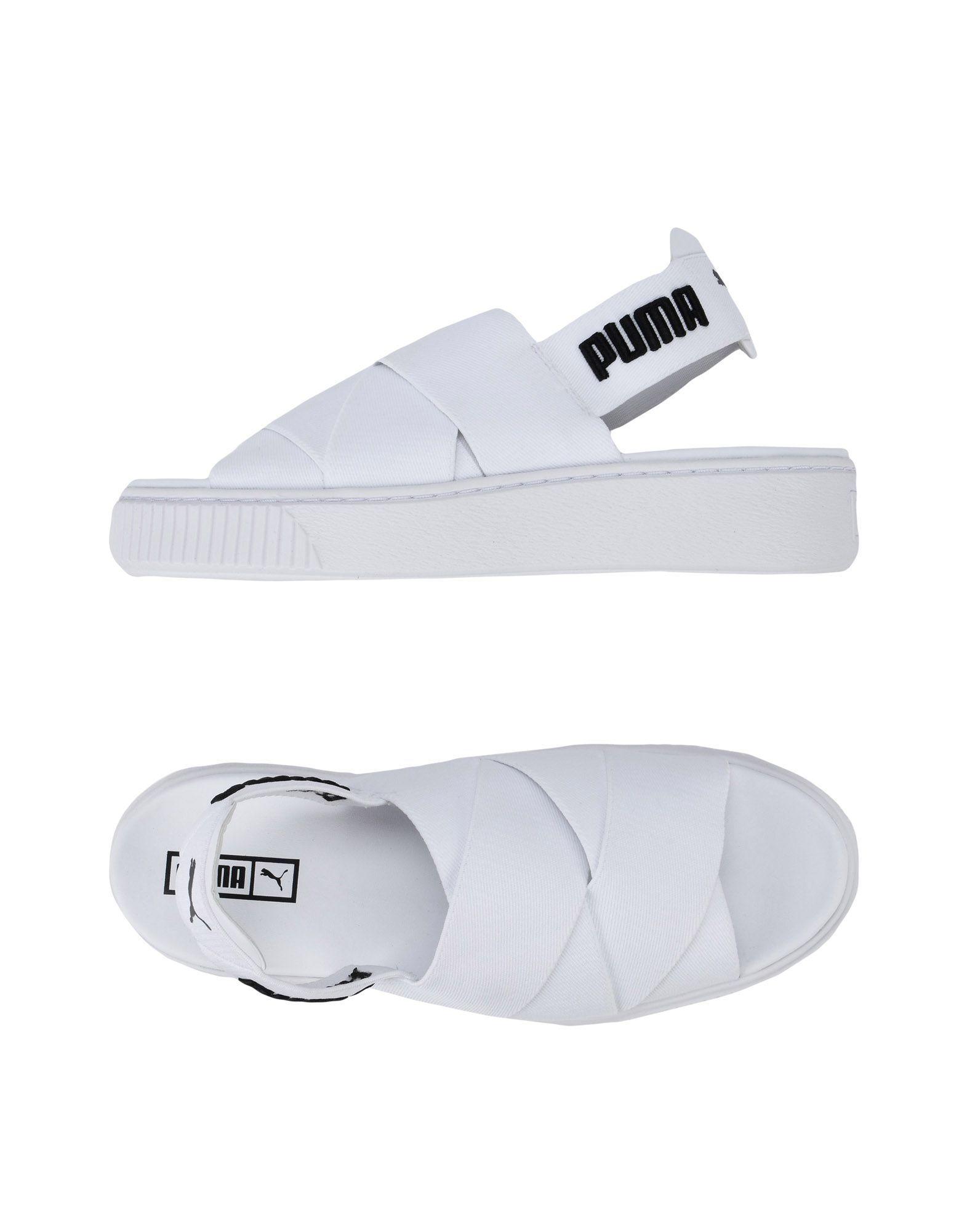 PUMA Sandals - Footwear   YOOX.COM in