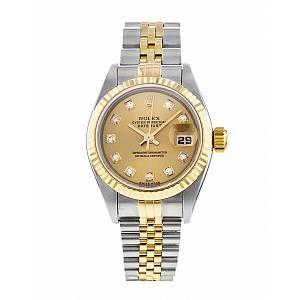 Pre-Owned Rolex Datejust 79173 #rolexdatejust