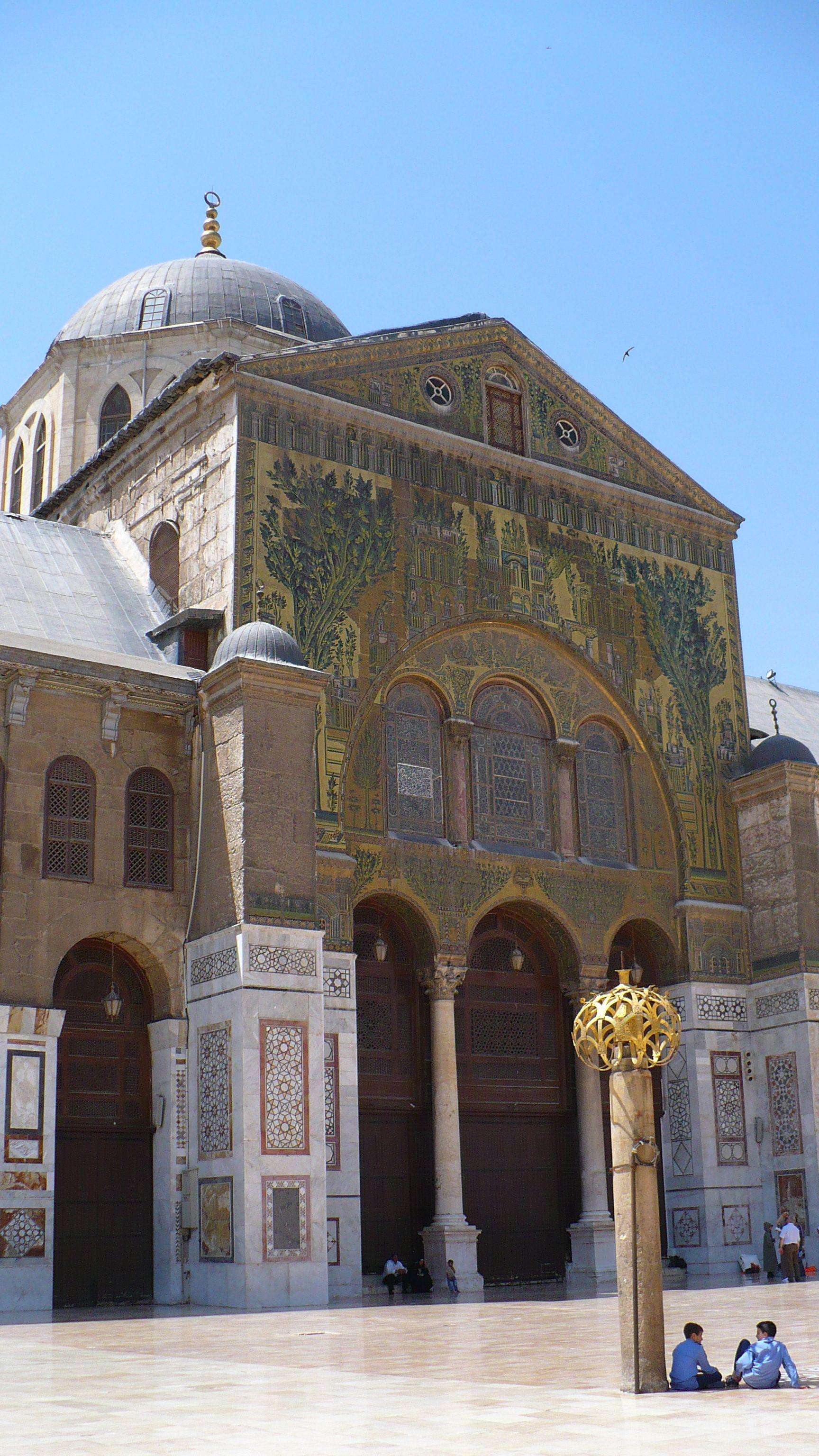 Umayyad Mosque - Syria | places