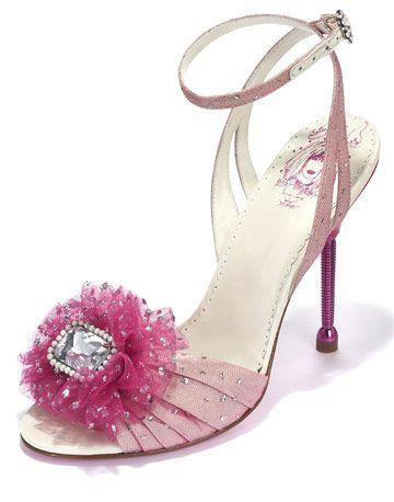 pink heels,pink high heels,pink shoes,pink pumps, fashion, heels, high heels, image, moda, photo, pic, pumps, shoes, stiletto, style, women shoes,peep toe heels, (57) http://imgsnpics.com/pink-peep-toe-heels-picture-18/