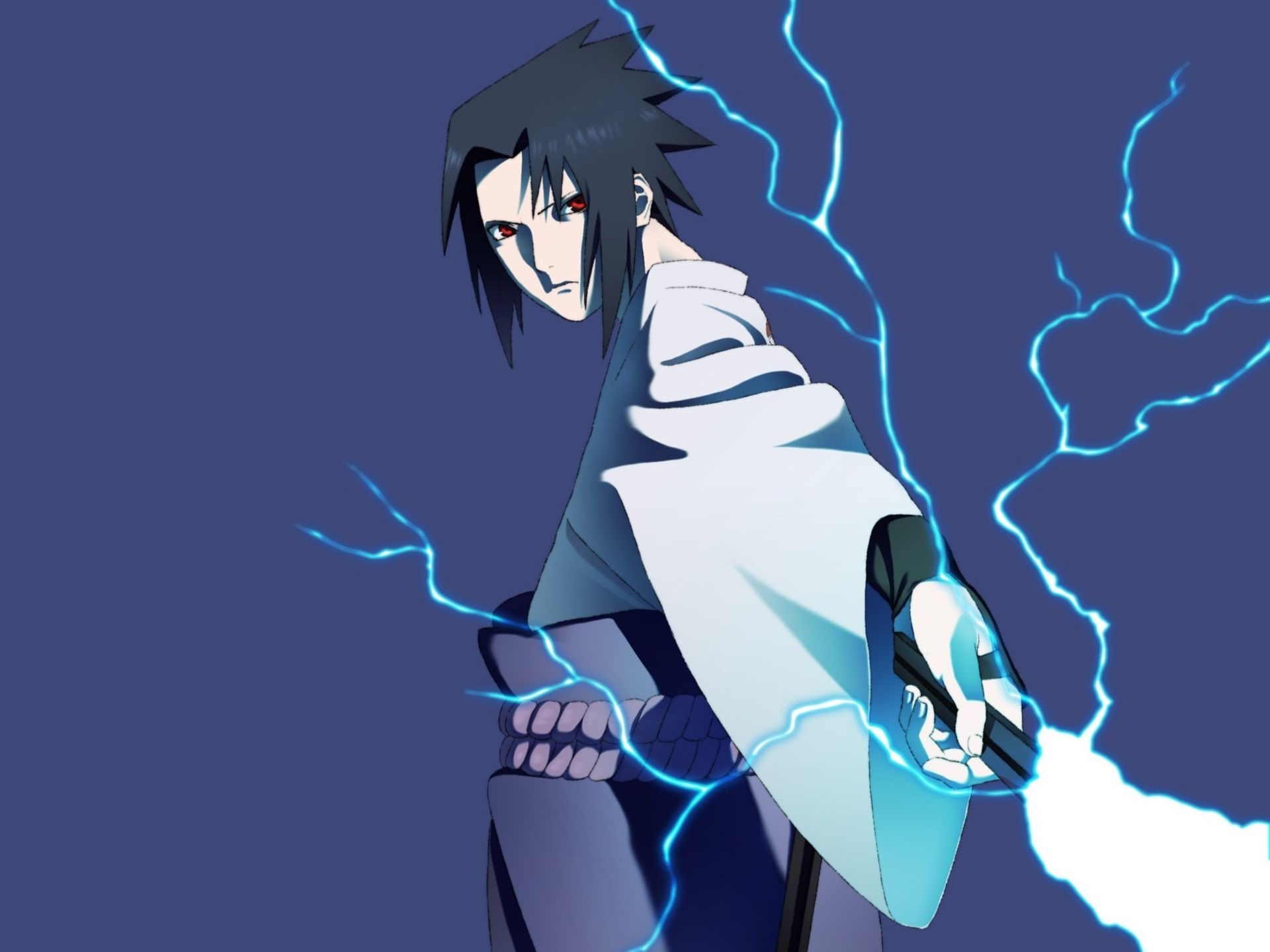 Anime Naruto Sasuke Uchiha Hd Wallpaper Background Image In 2020