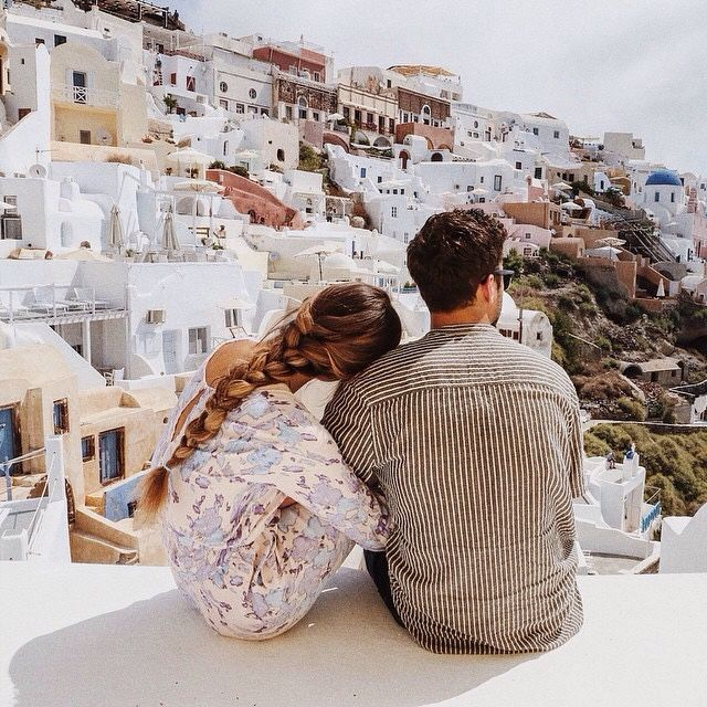 I just want to travel the world with someone who means the world to me - MR