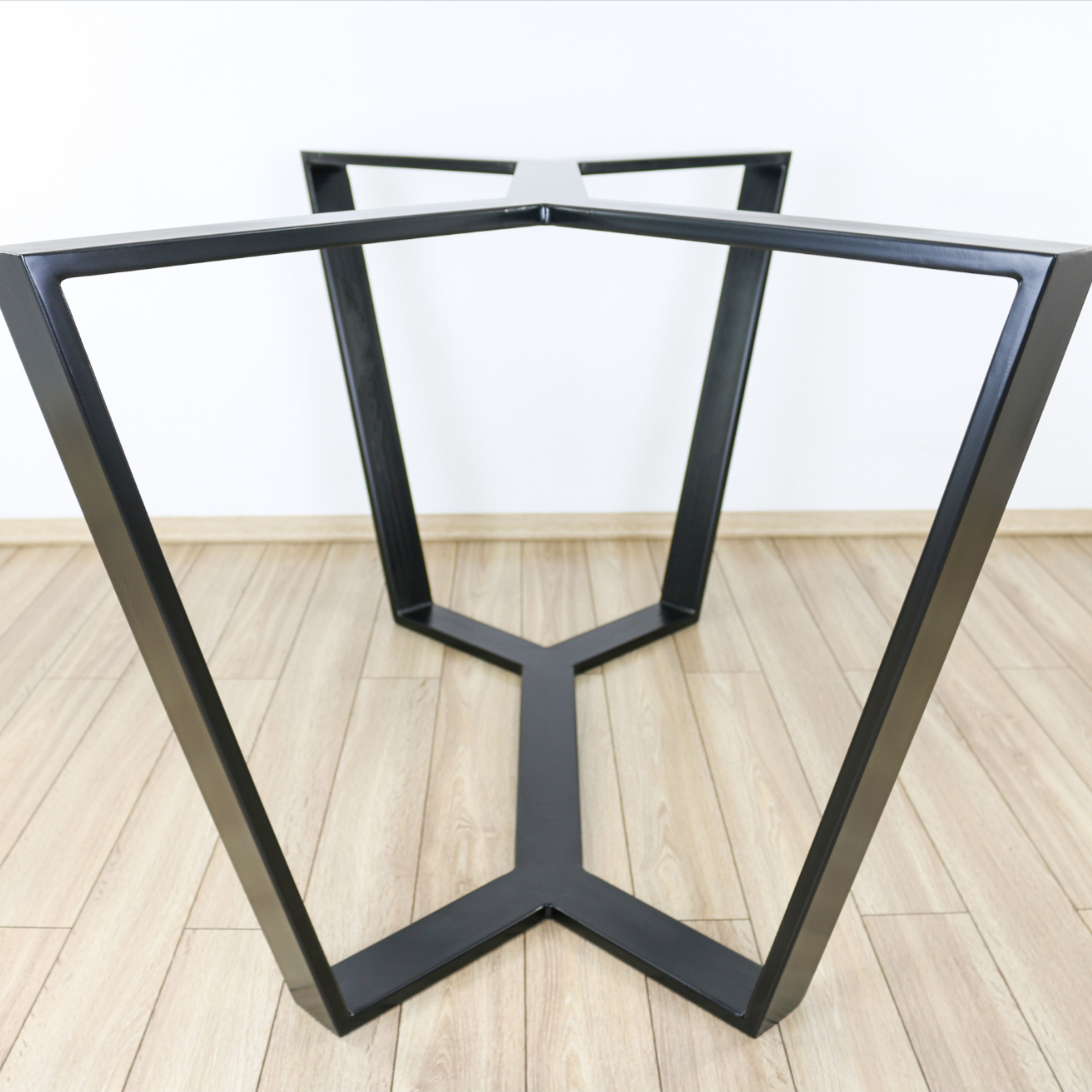 Steel Table Base Dining Table Base Industrial Steel Table Leg Modern Table Base Unique Metal Table Frame For Glass Wood Marble Quartz Steel Table Base Metal Table Base Metal Table Frame