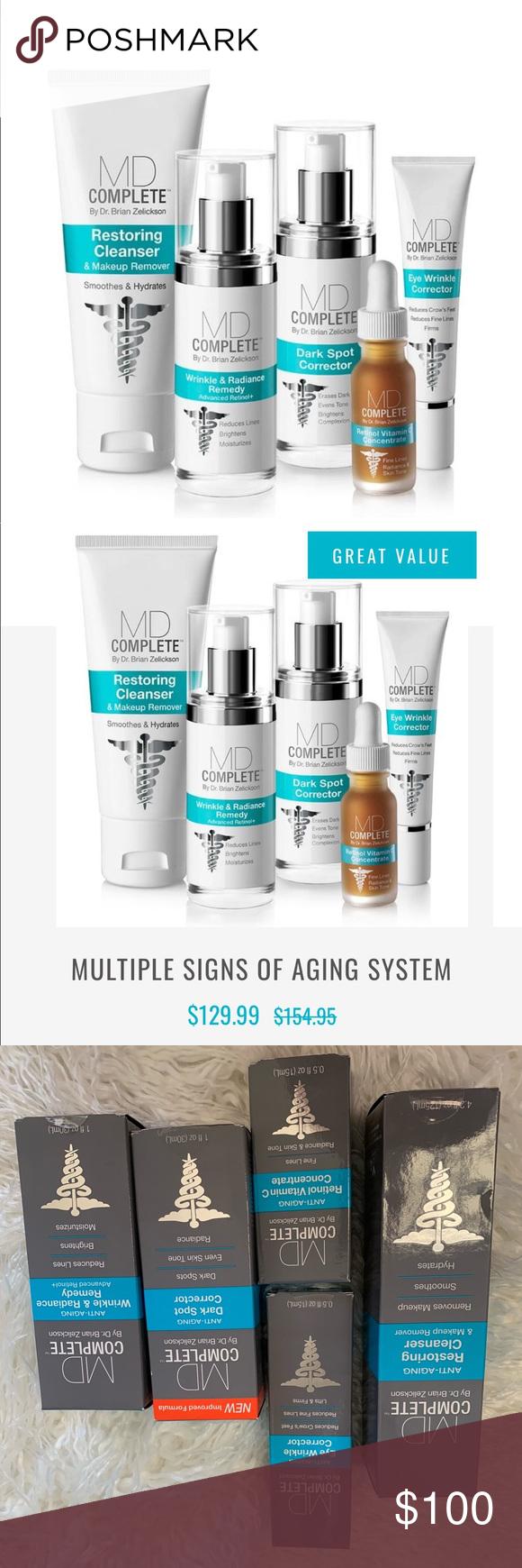 Md Complete Retinol Anti Aging Skincare Aging Skin Care Anti Aging Skin Care Skin Care