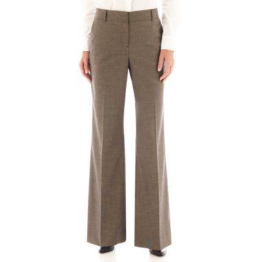 b8e1643f118 Liz Claiborne Sophie Secretly Slender™ Trouser-Leg Pants found at  JCPenney