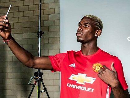Pogba CHÍNH THỨC gia nhập Man United với giá kỉ lục 100 triệu bảng