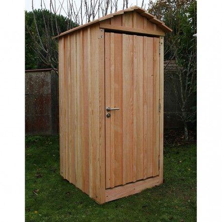 Toilette Sche Extrieure En Bois Massif Douglas Toilettes Sches