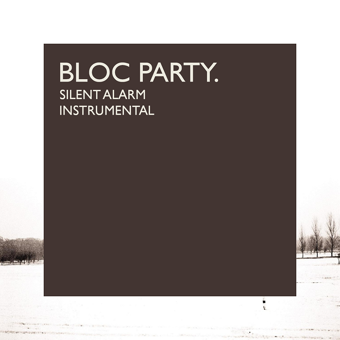 Silent Alarm Instrumental By Bloc Party