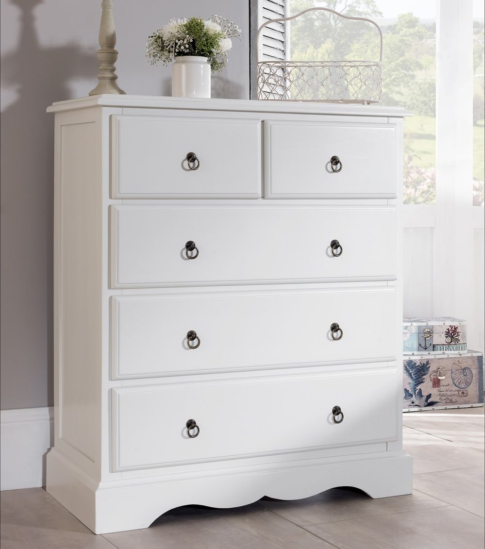 White Tallboy With Black Metal Handles Google Search Bedroom Chest Of Drawers White Chest Of Drawers Dresser Drawers [ 1131 x 999 Pixel ]