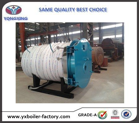ISO Certificate Factory Price Small Oil Gas steam boiler for Edible ...