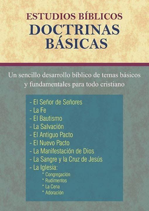 PDF: Doctrinas Básicas | Estudios | Biblia hebrea, Libros