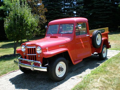 1959 Kaiser Willys Tomcat Truck Photo Submitted By Jim