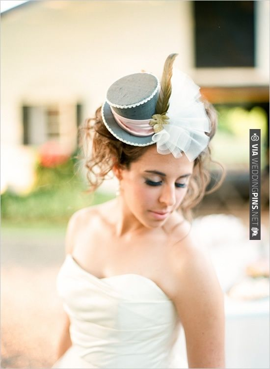 Wedding Hat Designed By Check Out More Ideas At Weddingpins