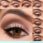 Photo of 45+ Brown Eyes Makeup Looks and Tutorials to Highlight Those Beautiful Eyes, #Be…
