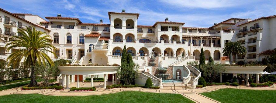 St Regis Monarch Beach Resort With