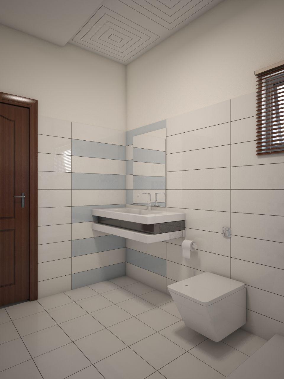 3d Interior Design Ideas For Bathroom By Team Aaa Bathroom