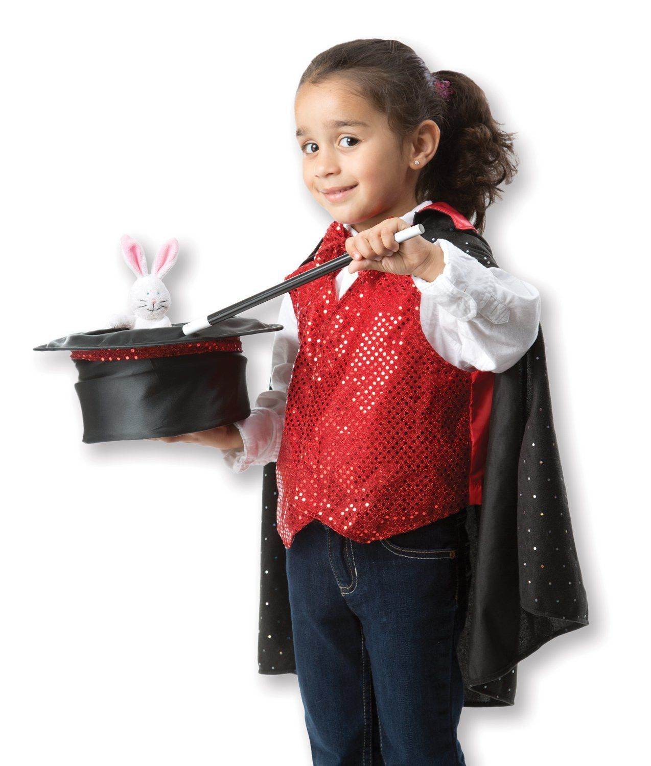 Magician role play set role play and hocus pocus