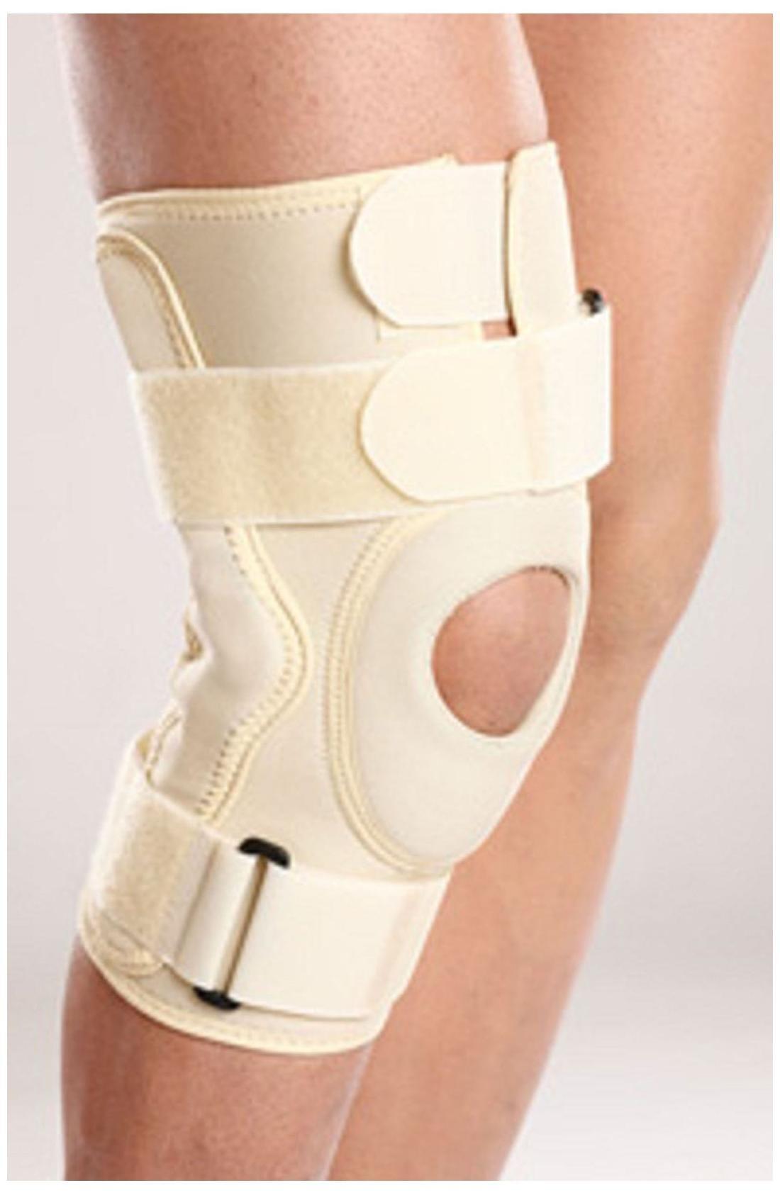 db596957db Buy Knee Support Hinged(Neoprene) Medium by undefined, on Paytm, Price:  Rs.1100?utm_medium=pintrest