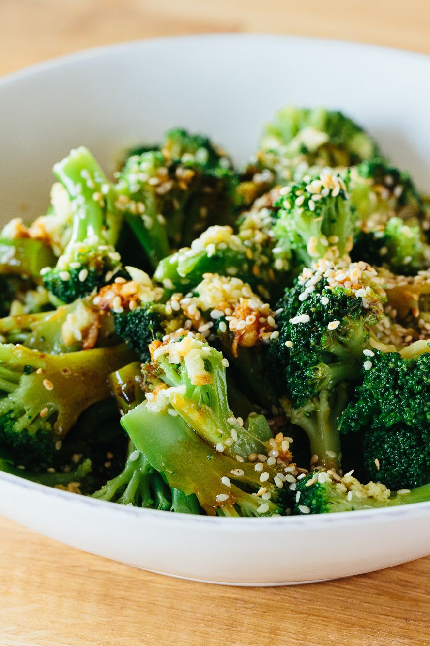 Frozen Broccoli Recipes Easy