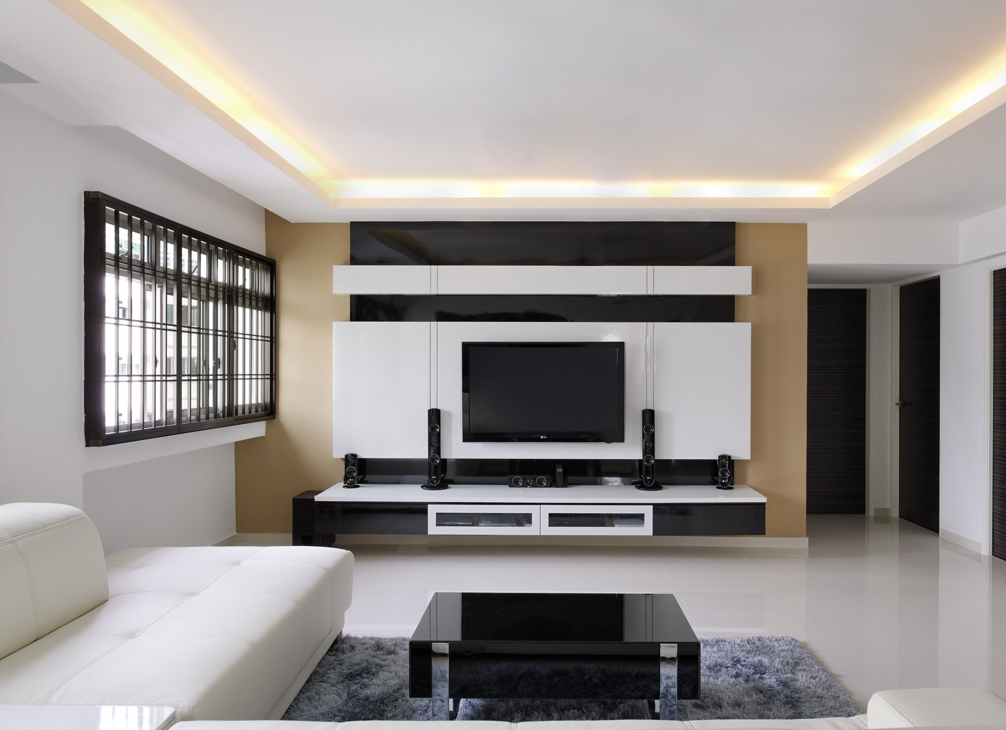 Pin By Idees Interior Design On Projects Modern Tv Wall Units Tv