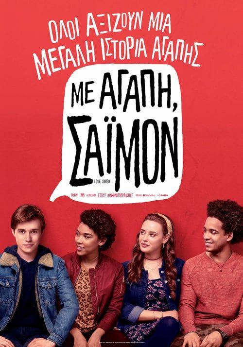 Free download Love, Simon 2018 DVDRip Full-Movies english