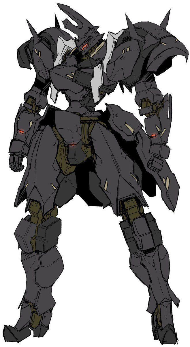 Pin by Admiral Shy Guy on Mecha   Mecha anime, Mecha suit ...
