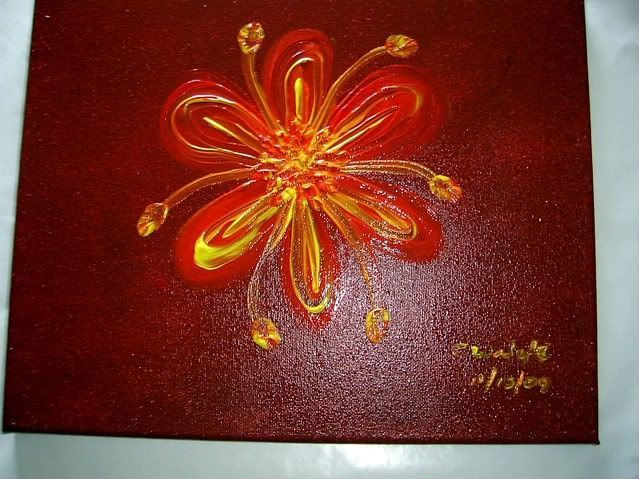 easy painting ideas for canvas | Easy+Canvas+christmas+Painting+
