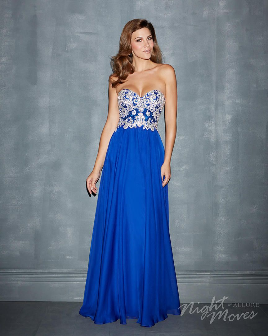 Night moves night moves by allure the prom shop prom dresses