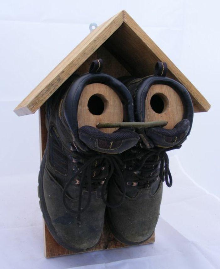 1001 id es cr atives pour mangeoire oiseaux fabriquer. Black Bedroom Furniture Sets. Home Design Ideas