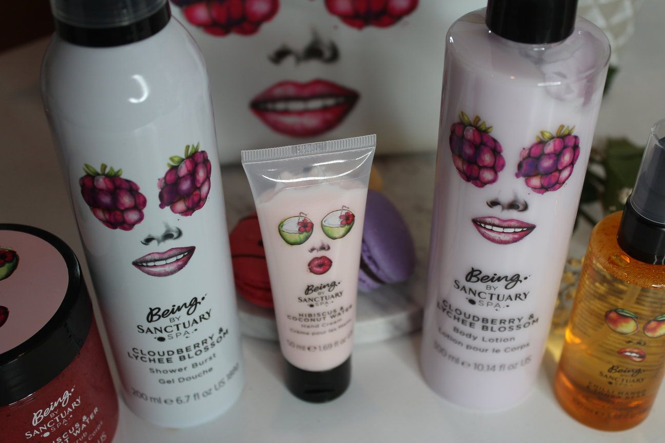Being By Sanctuary Spa at Beauty Boutique by Shoppers Drug