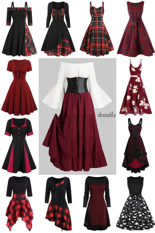 Vintage Dresses - Retro & Vintage-Inspired Dresses - dress Fashion Trends - Fashion Ideas for dresses. Source
